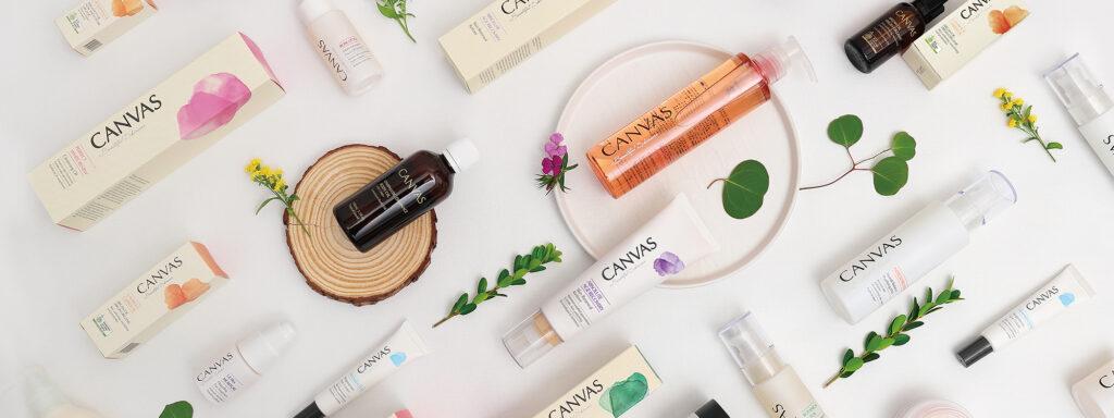 天然品牌CANVAS的香薰護膚美學:以自然力量療癒肌膚
